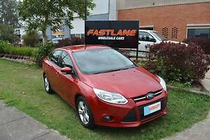 2012 Ford Focus TREND DRIVE AWAY 6 months REG EASY FINANCE Capalaba West Brisbane South East Preview