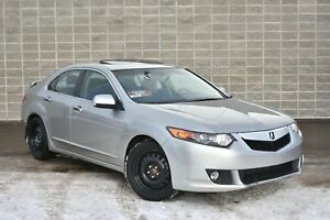 2009 Acura TSX Technology | Nav | Leather | Two Sets of Wheels