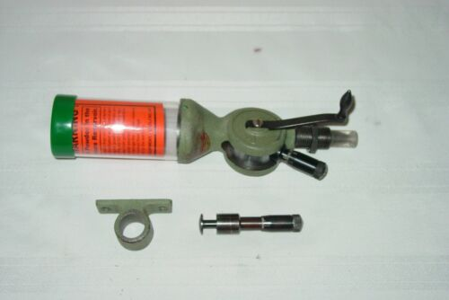 REDDING CLASSIC MODEL 3 POWDER MEASURE LARGE AND SMALL POWDER METERS