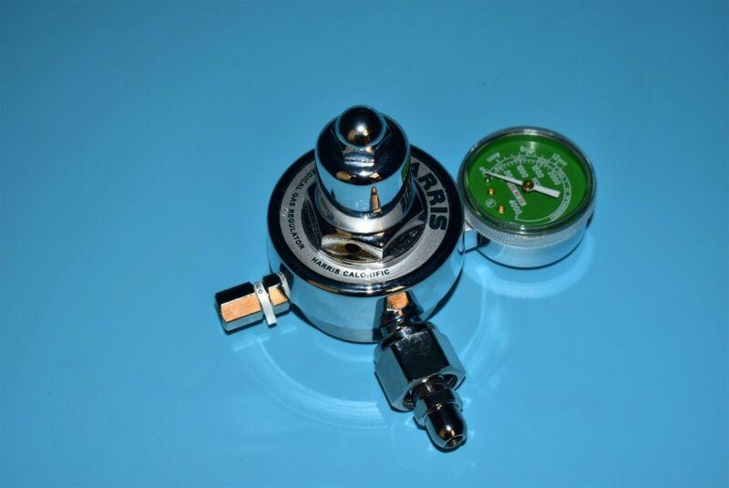 Harris 25-2C T50P-540 Dental Dentistry Nitrous N2O Regulator Unit Machine