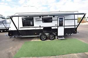 2017 19'6 NEXTGEN FULL ENSUITE SEMI OFF ROAD CARAVAN *MUST SELL* Gympie Gympie Area Preview