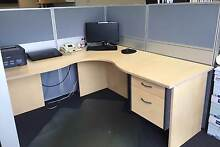 URGENT SALE: WORKSTATIONS,SCREENS DESKS DRAWERS Penrith Penrith Area Preview