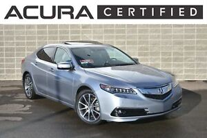 2016 Acura TLX AWD Elite | Certified Pre-Owned | $1,500 Incentiv
