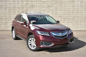 2016 Acura RDX AWD Tech |Certified Pre-Owned