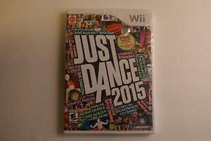 Just Dance 2015 - Wii Game - Brand New/Sealed - Fun Game