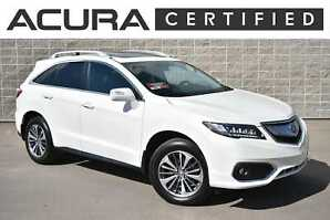 2018 Acura RDX AWD Elite | Certified Pre-Owned