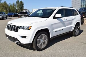 2018 Jeep Grand Cherokee Limited Edition Sterling 4x4 Navigation