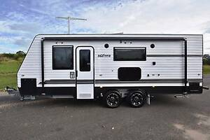 2017 21' NEXTGEN SEMI OFF ROAD FULL ENSUITE FAMILY BUNK CARAVAN Gympie Gympie Area Preview