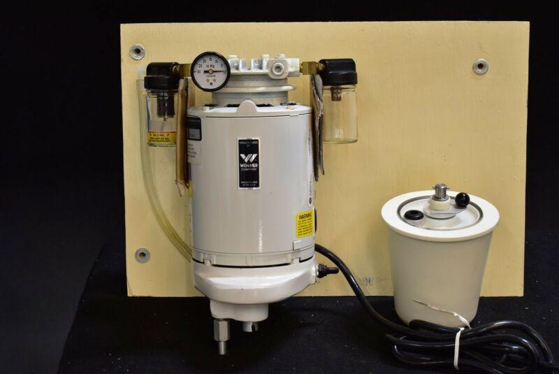 Wehmer 107 Dental Lab Amalgamator Amalgam Glass-Ionomer Mixer Unit 120V