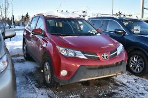 2015 Toyota RAV4 AWD XLE | Remote Start | Sunroof | Camera