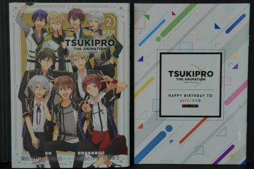 JAPAN Tsukiuta.manga: Tsukipro the Animation vol.2 Special Edition (W/Booklet)