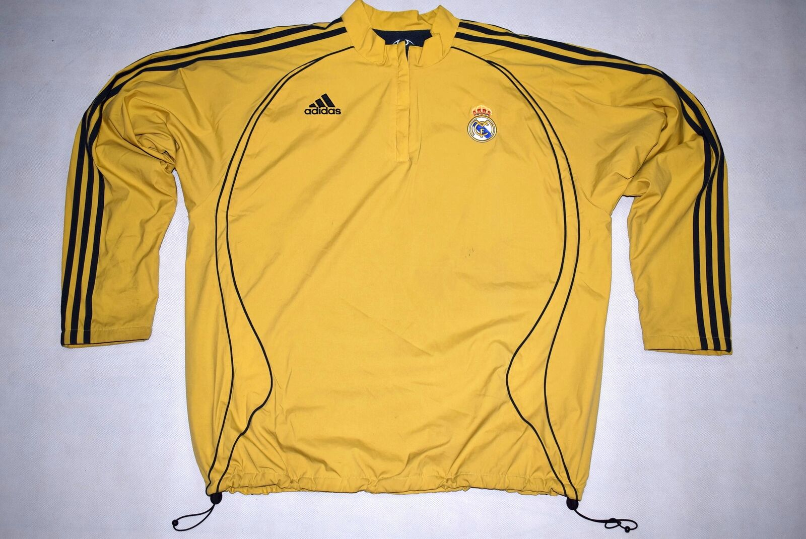 Adidas Real Madrid Trainings Pullover Sweater Sweat Shirt Top Sport Oberteil  XL