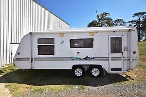 2005 18'6 REGENT CRUISER SHOWER TOILET CARAVAN Gympie Gympie Area Preview