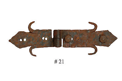 Rustic Door Hardware- Iron Hinge #21-Mexican-Iron-Hand (Mexican Rustic Hardware)