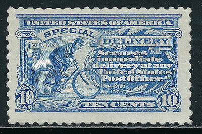 SCOTT E9 1914 10 CENT SPECIAL DELIVERY ISSUE MNH OG F-VF CAT $280!