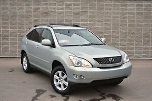 2007 Lexus RX 350 Premium   One Owner   Two Sets of Tires