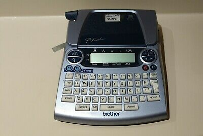Brother P-touch Pt-1880 Label Thermal Printer