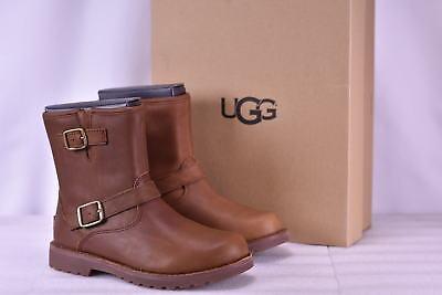 Youth Boy's Ugg  1008003K/STT Harwell Boots Stout   - Ugg Boys