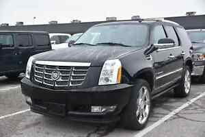 2008 CADILLAC ESCALADE NAVIGATION/LEATHER/SUNROOF !!!