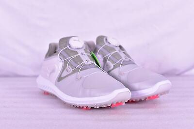 Women's Puma Ignite Blaze Sport Disc Shoes, Grey Violet / White