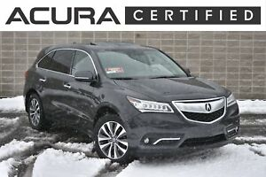 2015 Acura MDX AWD Navi | Certified Pre-Owned