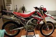 2015 Honda CRF250L Road/Trail Doubleview Stirling Area Preview