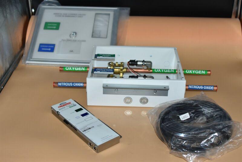 Accutron Digi-Flo Dental Nitrous Unit For Flowmeter Conscious Sedation