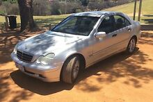 2003 Mercedes-Benz C180 Supercharged Geraldton 6530 Geraldton City Preview