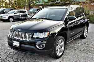 2014 Jeep Compass Limited NAVIGATION,LEATHER,SUNROOF !!!