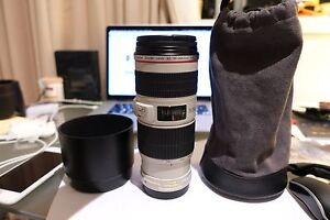 [Quick Sale] Canon EF 70-200 f4 IS USM Indooroopilly Brisbane South West Preview
