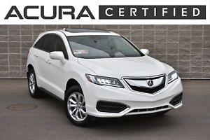 2017 Acura RDX AWD Tech | Certified Pre-Owned