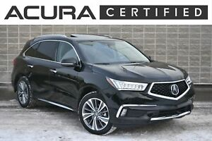 2017 Acura MDX AWD Elite | Certified Pre-Owned