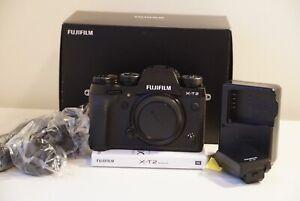 Fujifilm X-T2 Mirrorless Camera Body w/ Warranty