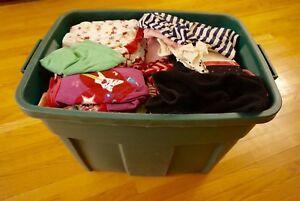 Vêtements pour fille 2-3 ans (+70 morceaux)