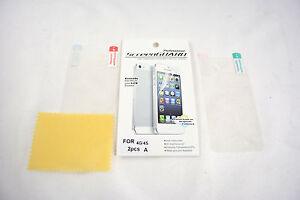 NEW Front+Back ***FULL BODY*** Clear Screen Cover Skin Protector For iPhone 4 4S
