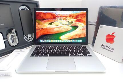"MacBook Pro RETINA 13"" 2015 + WARRANTY 1 year + 500SSD + case"