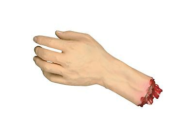 Seasons Severed Hand Body Part Prop for Halloween - Body Parts For Halloween Props