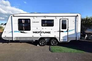 2014 GALAXY NEPTUNE 18'6 SEMI OFF ROAD FULL ENSUITE CARAVAN Gympie Gympie Area Preview