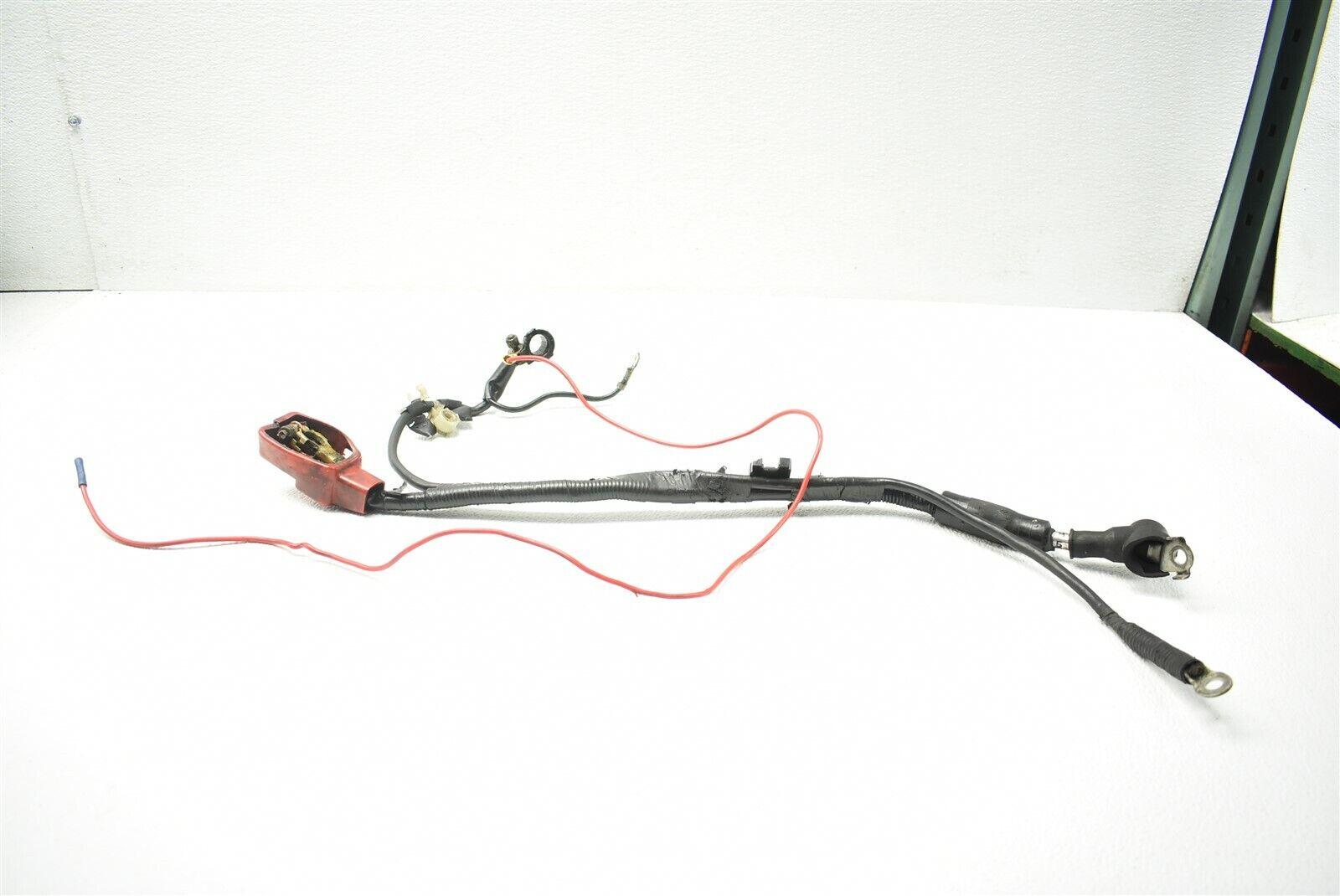 2002-2007 Subaru WRX STI Starter Battery Wiring Wire Harness OEM 02-07    eBayeBay
