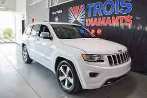 2015 Jeep Grand Cherokee OVERLAND*SUSPENSION AIR*CUIR*AWD*TOIT P