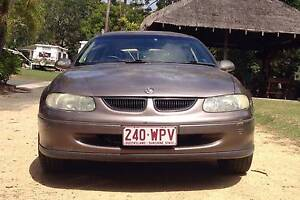 Holden Commodore Wagon Airlie Beach Whitsundays Area Preview