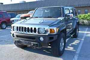 2010 HUMMER H3 SUV CHROME PACKAGE, SUNROOF, REAR CAMERA !!