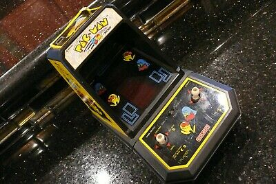 COLECO PAC MAN Vintage Electronic Handheld Arcade Tabletop Video game ✨TESTED✨