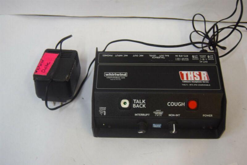 Whirlwind THSR THS-R Talkback Headphone Box #2