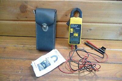 Ecg Cm-30 Ac Clamp On Digital Meter Electrical Tester Philips
