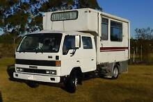 Mazda T4000 Dual cab Diesel 10 speed Nicholson East Gippsland Preview