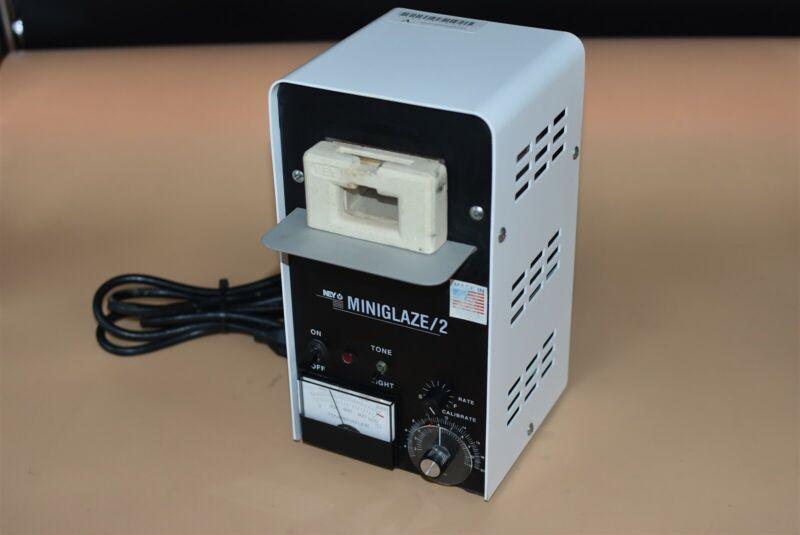 Ney Miniglaze Dental Furnace Restoration Heating Lab Oven- 2000 F