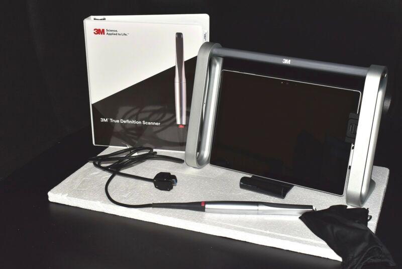 3M True Definintion Mobile Dental Acquisition Unit CAD/CAM Dentistry Scanner