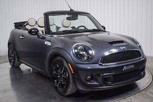 2014 MINI Cooper Decapotable S COVERTIBLE CUIR MAGS