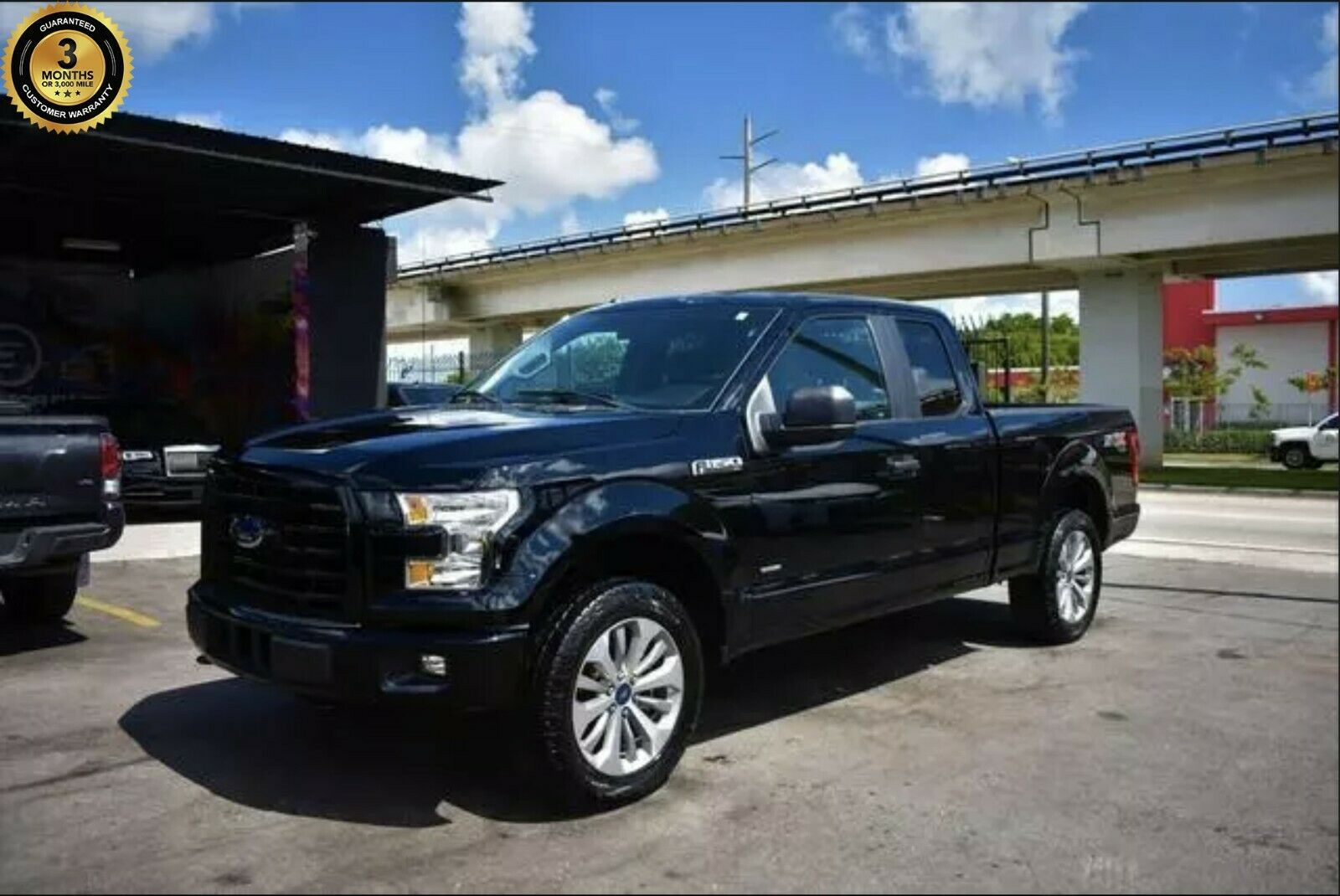 Wholesale Luxury Cars 2017 Ford F150 STX Sport 4x4